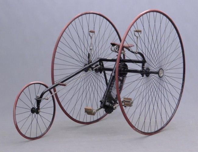 На каких велосипедах ездили взрослые и дети в ссср