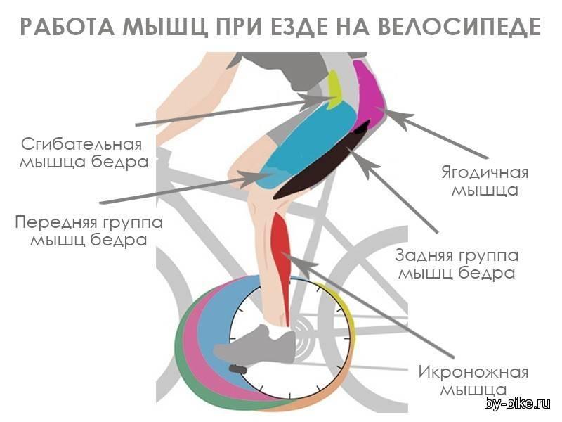 Дыхание при езде на велосипеде