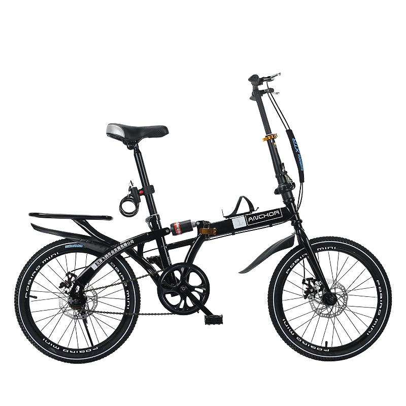 16 лучших складных велосипедов - рейтинг 2021