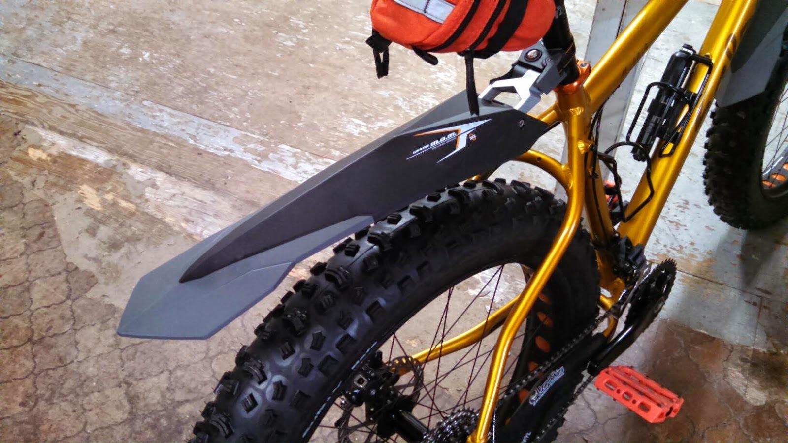 Правильная установка крыльев на велосипед. как подобрать велосипедные крылья?