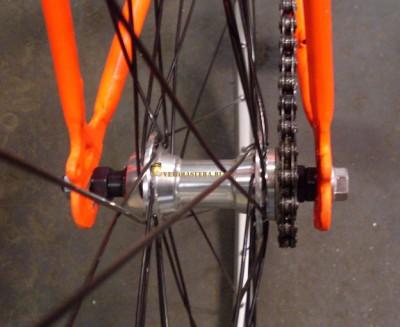 Как сделать так, чтобы велосипед ехал быстрее.