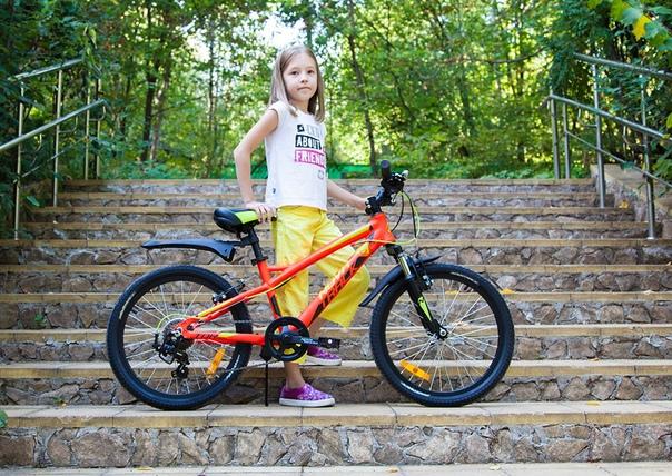 Как выбрать велосипед по росту: таблица для детей