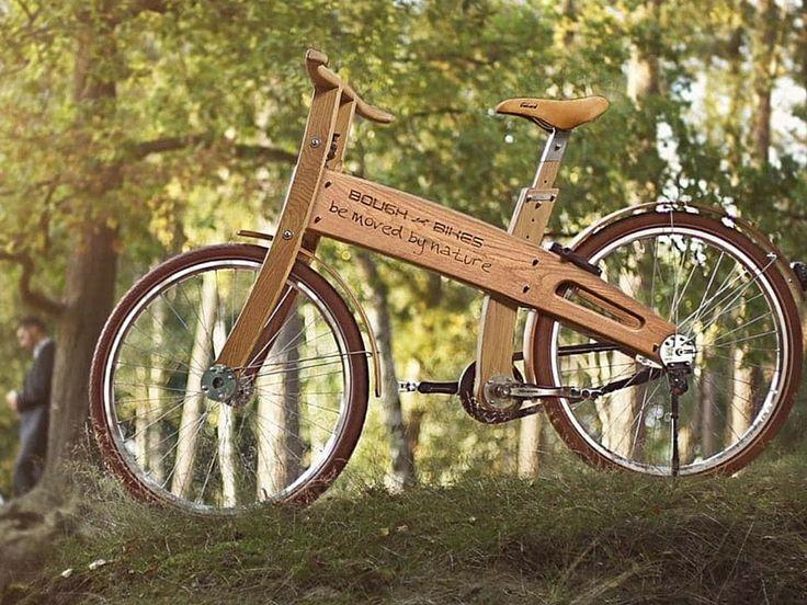 Изготовление деревянного велосипеда своими руками — легко и экономично