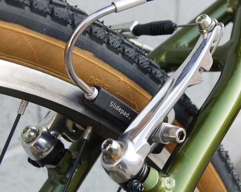 Почему свистят тормоза при торможении у велосипеда?