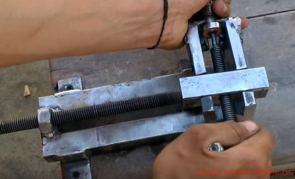 Как снять кассету с заднего колеса