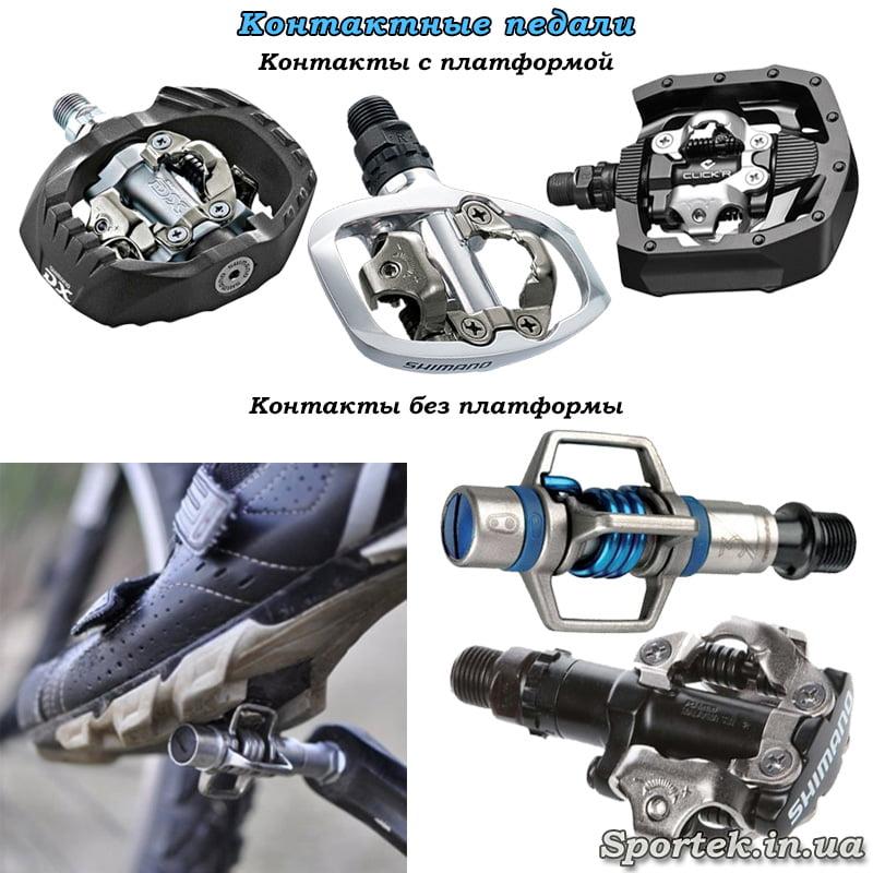 Лучшие контактные педали для шоссейного велосипеда