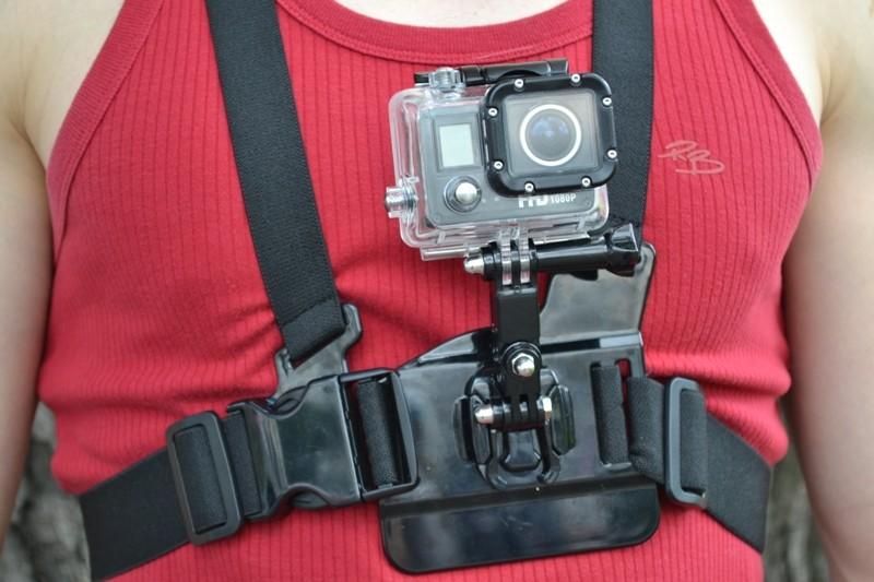 Как выбрать экшн камеру для езды на велосипеде