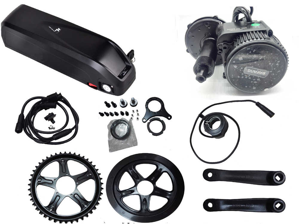 Электродвигатели для велосипедов - разновидности и выбор