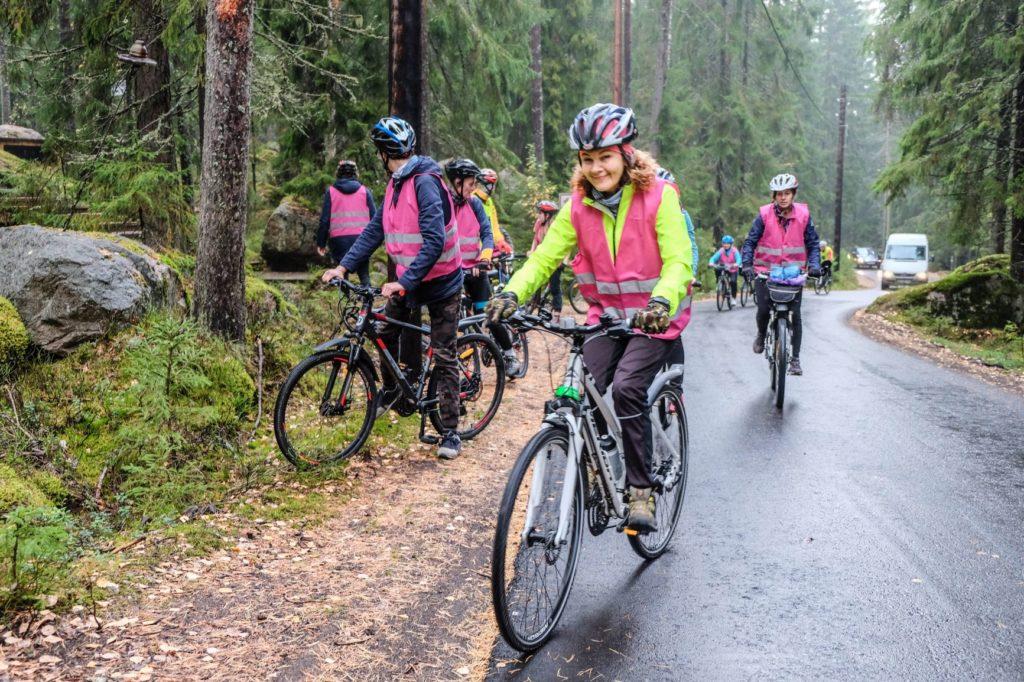 Openstreet map в помощь велосипедистам