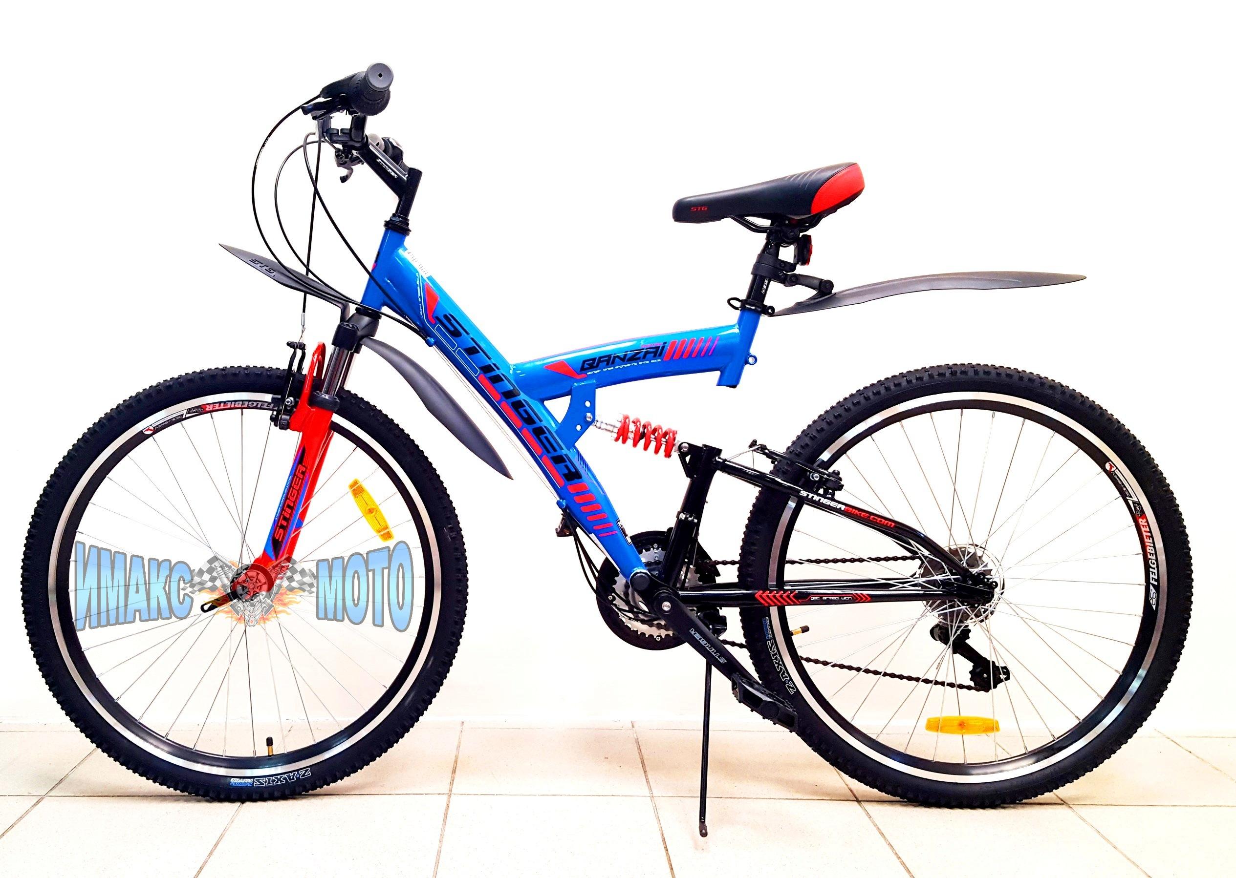 Стингер или стелс – золотая середина: какой фирмы велосипед лучше выбрать из числа отечественных моделей для мужчин