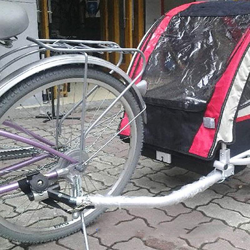 Грузовой прицеп для велосипеда