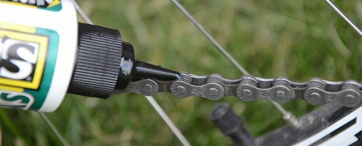 Руководство по смазке велосипедной цепи