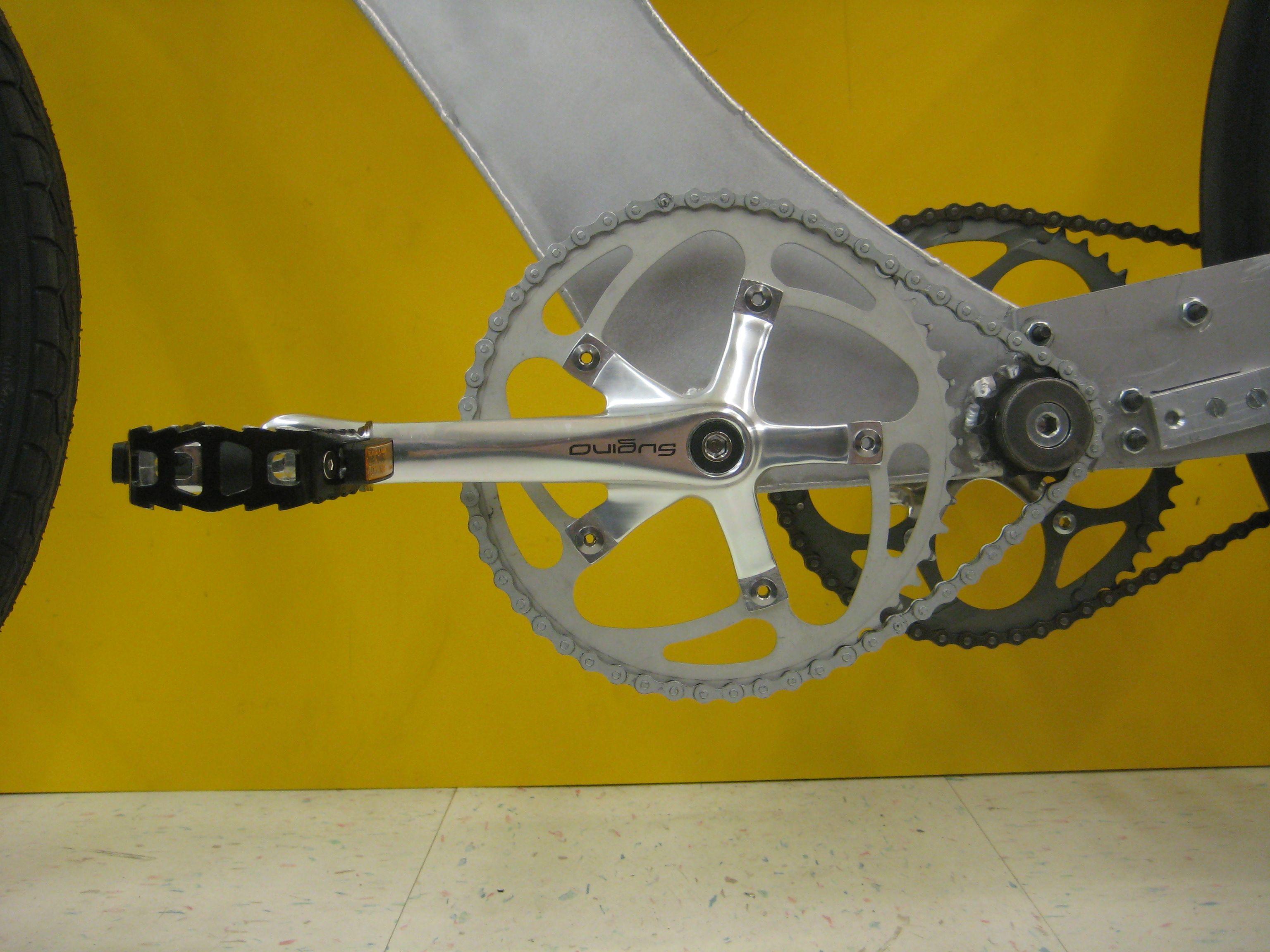 Как устроены велосипеды без спиц. что такое велосипед без спиц