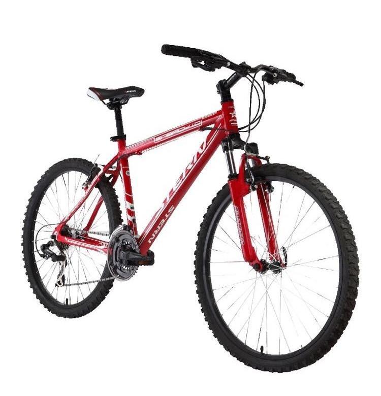 Stern (велосипеды): отзывы любителей велоспорта