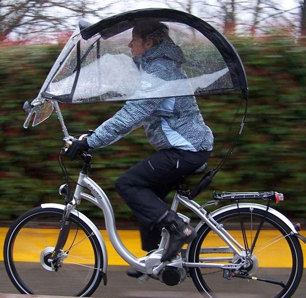 Защитная экипировка велосипедиста и электросамокатчика •