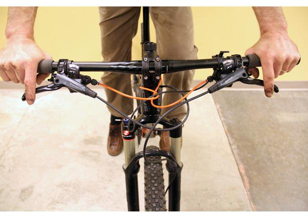 Как отрегулировать руль на велосипеде?