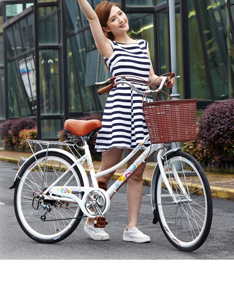 Как выбрать велосипед для женщины (прогулочный и для города)