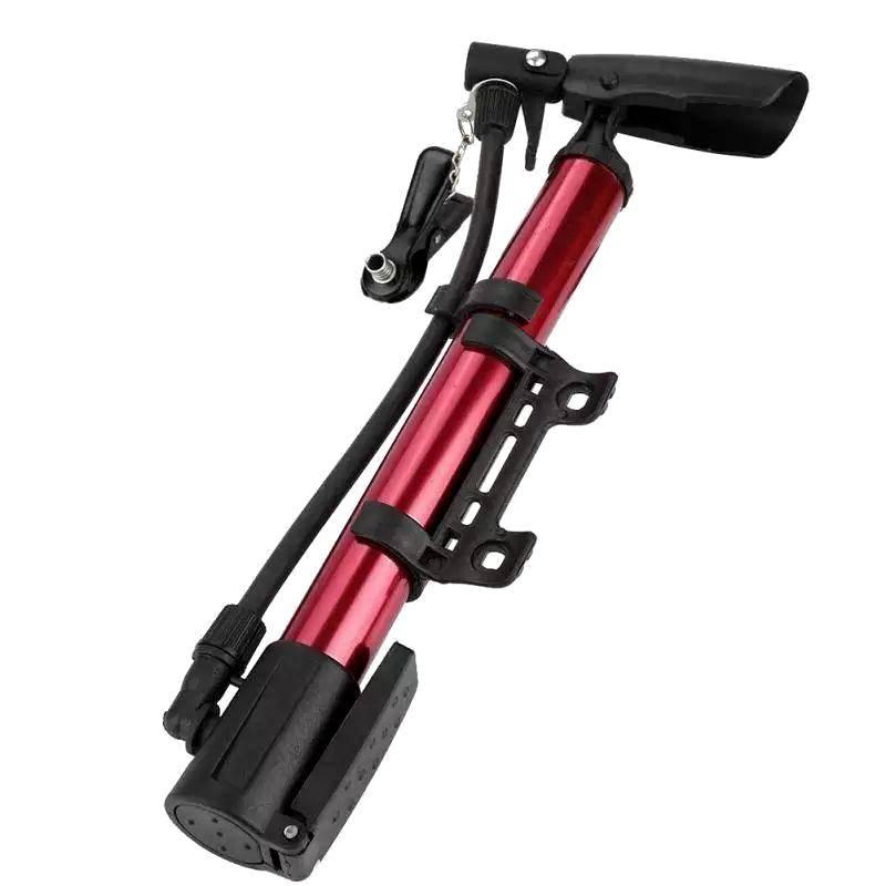 Как выбрать насос для велосипеда с манометром?