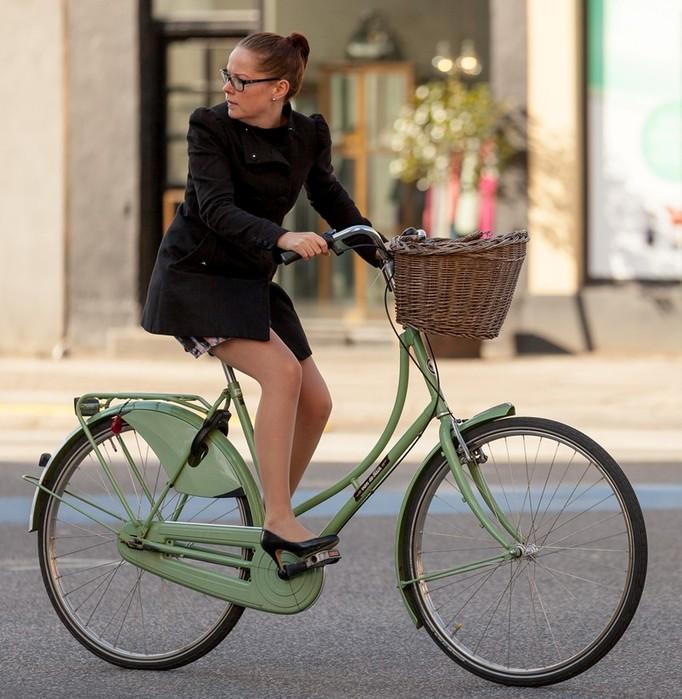 Как правильно выбирать женский велосипед