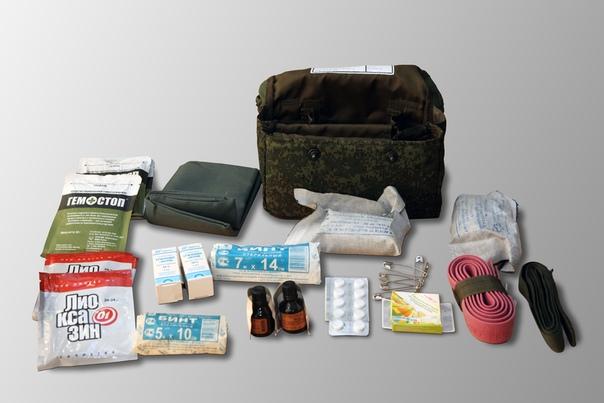 Индивидуальная аптечка для походов по дикой природе: что брать?