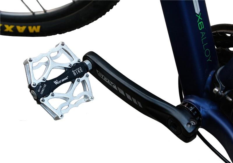 Как выбрать контактные педали и велообувь