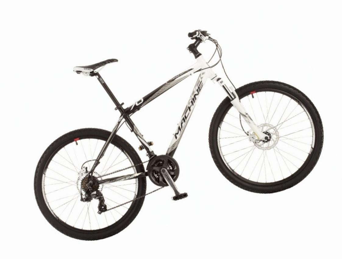 Обзор велосипедов rock machine