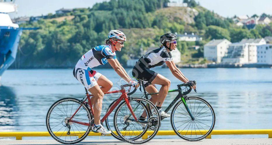 Как настроить новый горный велосипед