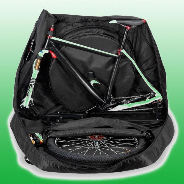Выбираем чехол для перевозки велосипеда