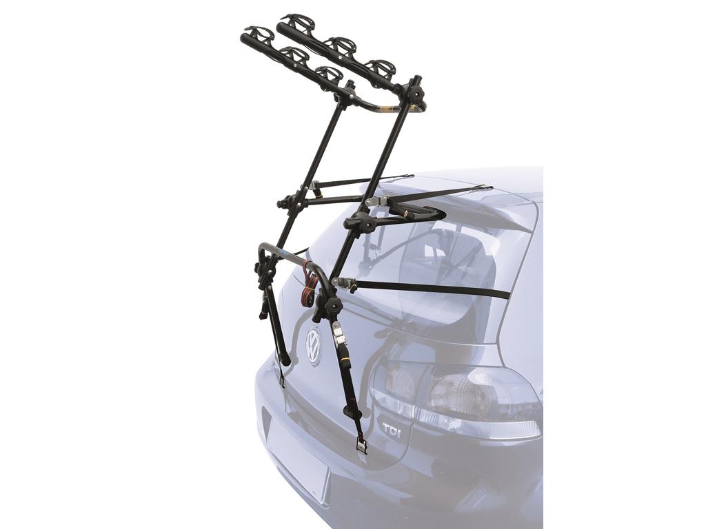 Багажник для велосипеда на заднюю дверь: выбор, преимущества, недостатки