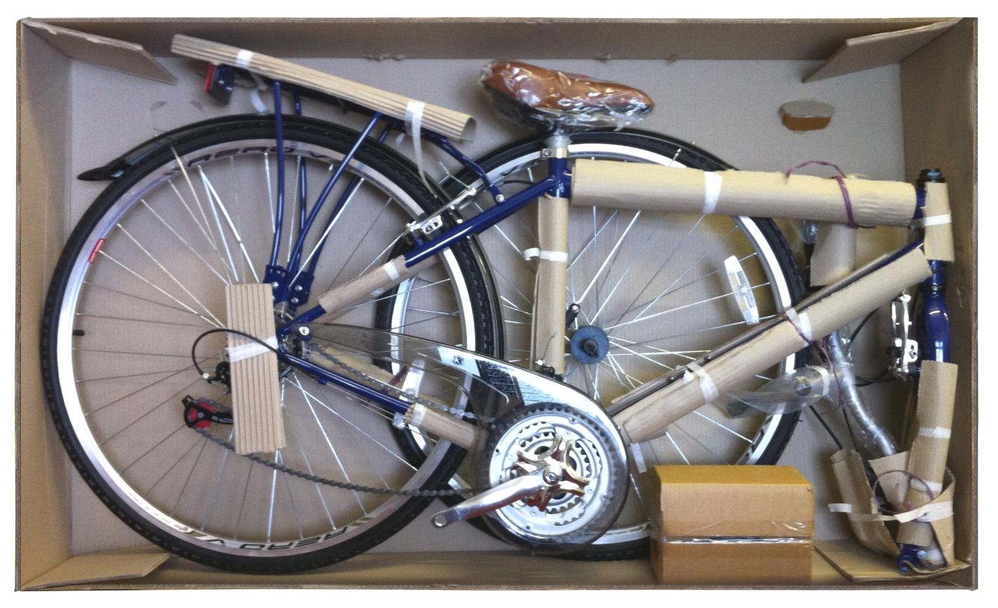 Особенности перевозки велосипеда в самолёте