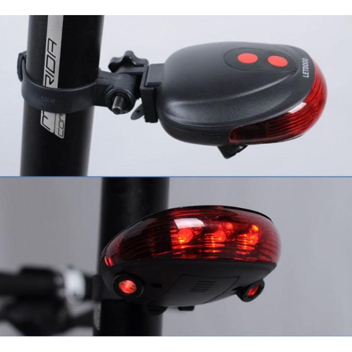 Велосипедный фонарь | kryptobike tm