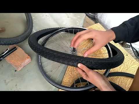 ✅ как снять покрышку с колеса велосипеда - veloexpert33.ru