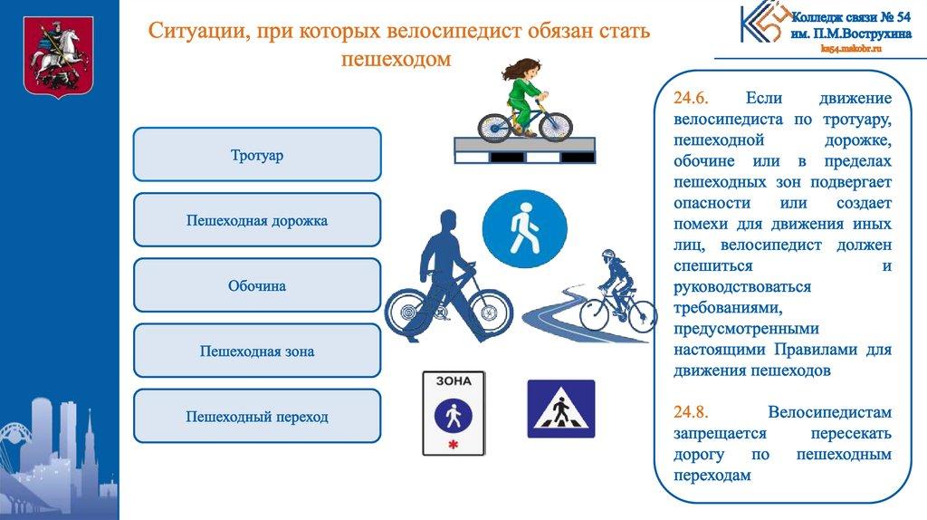 ✅ пдд велосипедиста на дороге, штрафы за нарушения - велосити.рф