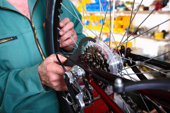 Что нужно знать о ремонте велосипеда в домашних условиях? - bike-rampage