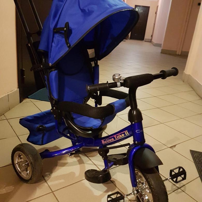 Трехколесный велосипед capella action trike ii (2020), купить по акционной цене , отзывы и обзоры.
