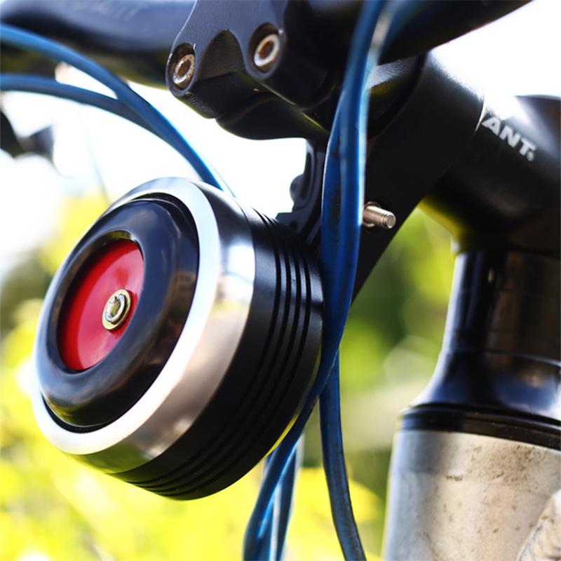 Разновидности звонков на велосипед