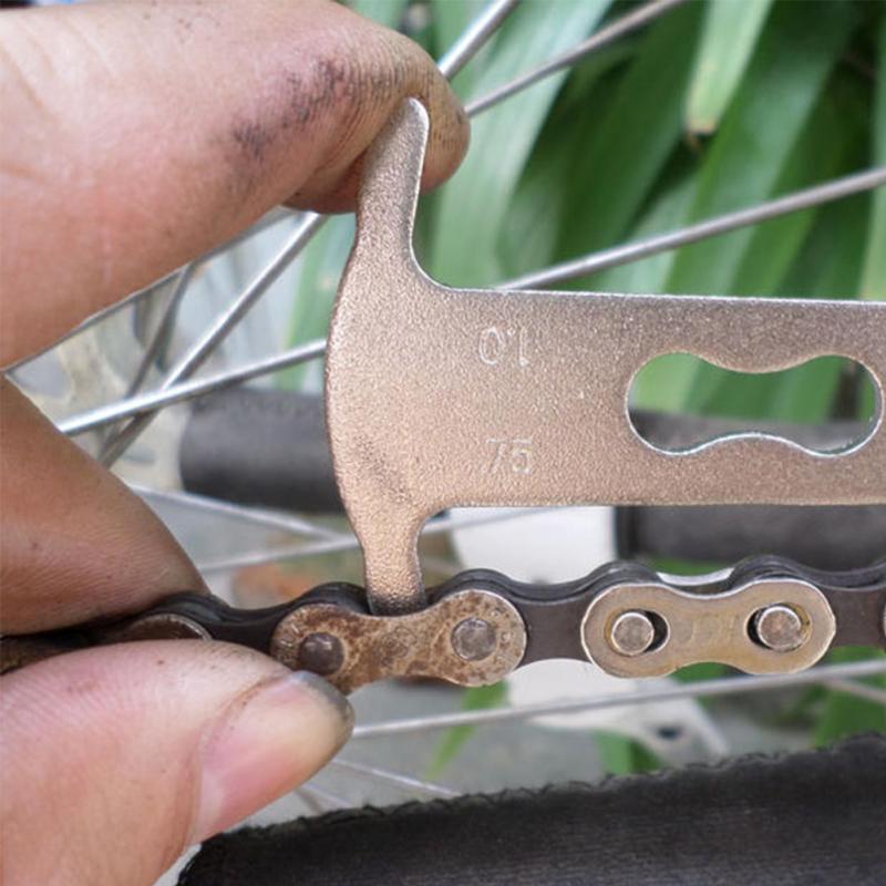 Ремонт и замена велосипедной цепи