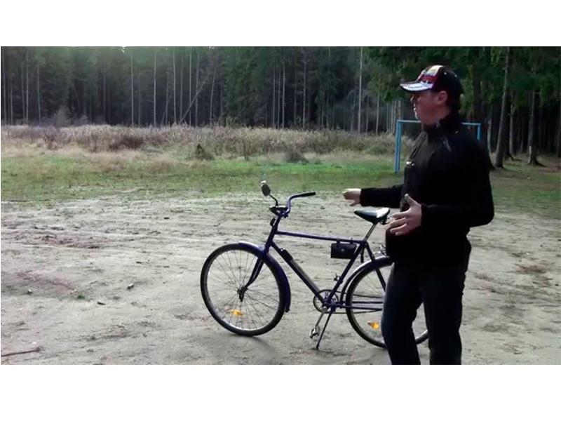 Велосипедный респиратор для здоровья байкера