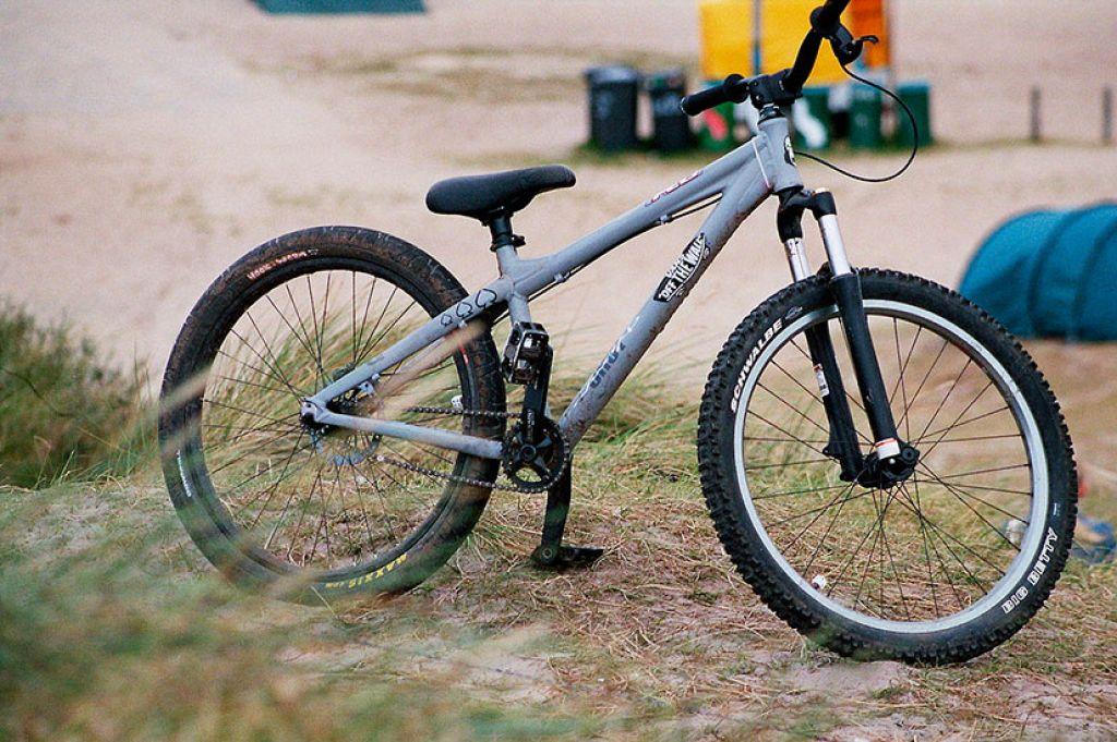 Street dirt велосипеды