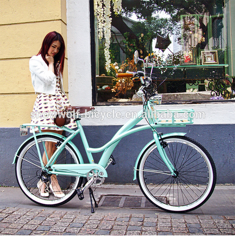Выбираем размер рамы женского велосипеда правильно