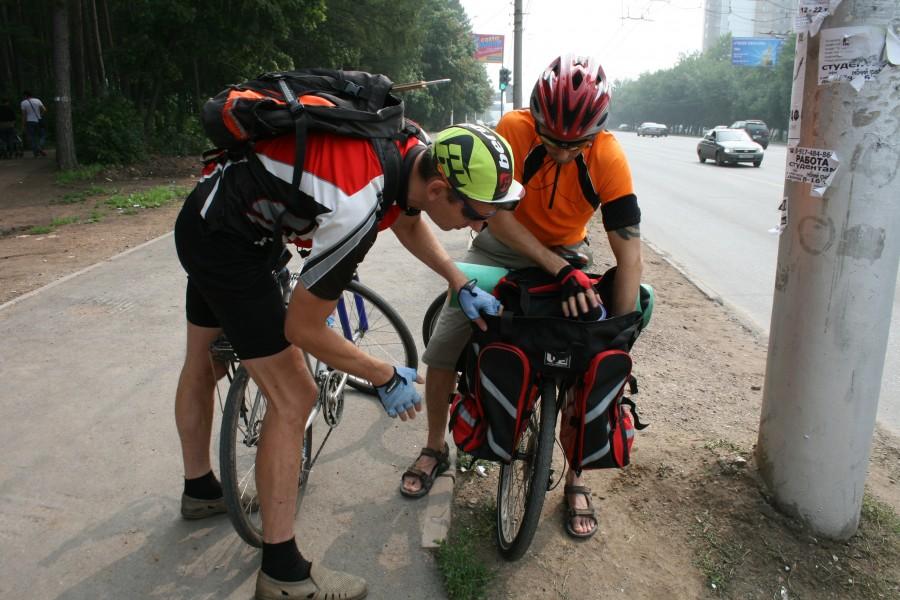 Как научиться ездить на велосипеде быстрее и дальше   сайт котовского