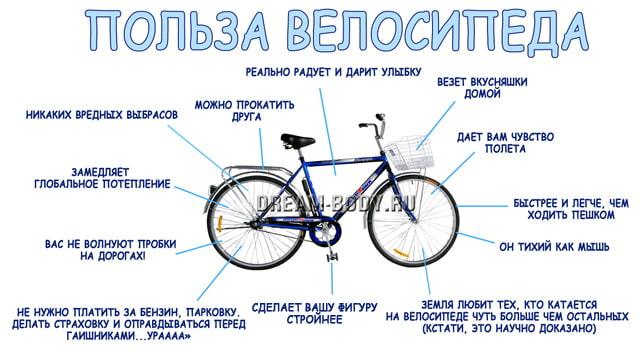 Ветер — главный враг велосипедиста