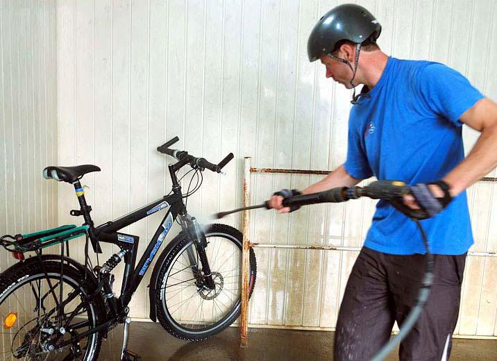 Как избавиться от ржавчины на велосипеде