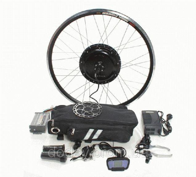 Электронабор для велосипеда: комплекты для переоборудования байков