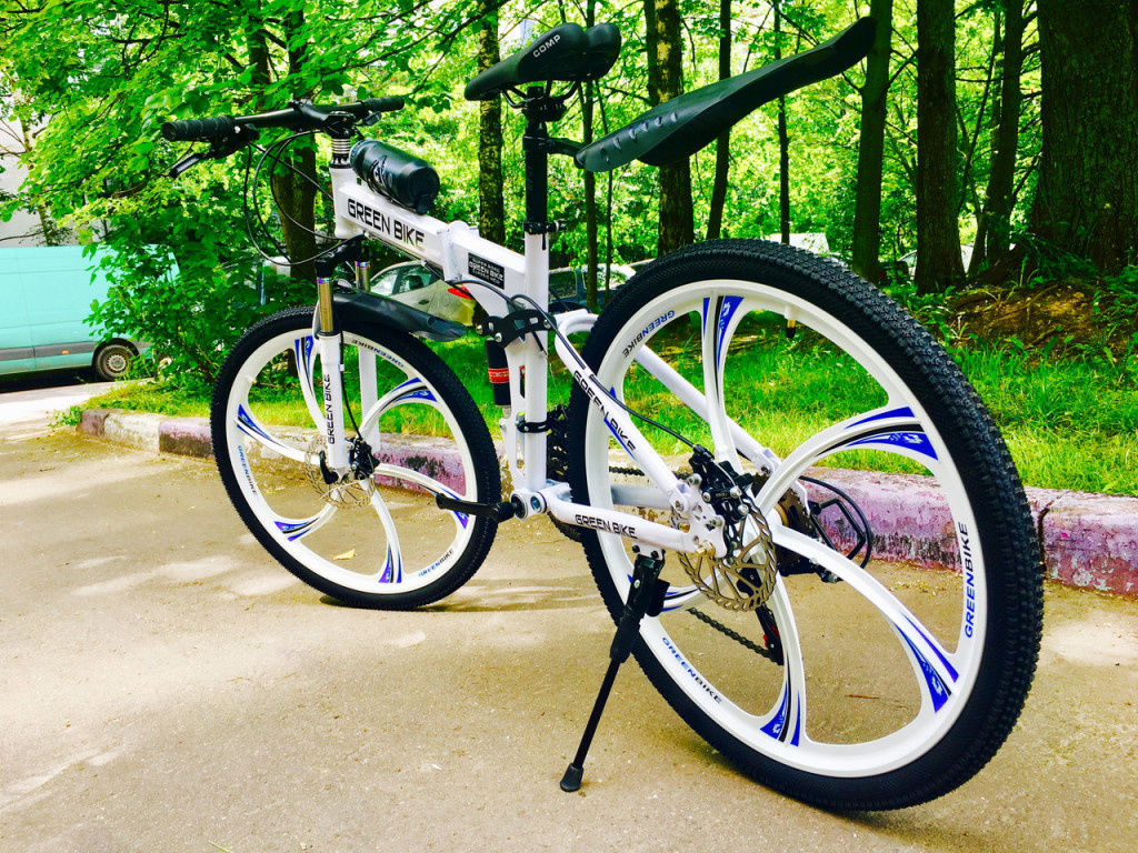 ✅ велосипед без спиц в колесах - veloexpert33.ru