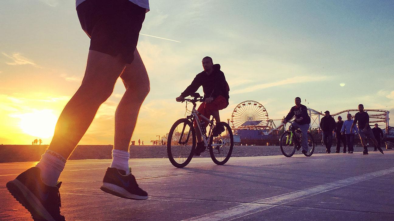 Что полезнее для здоровья ходьба или велосипед