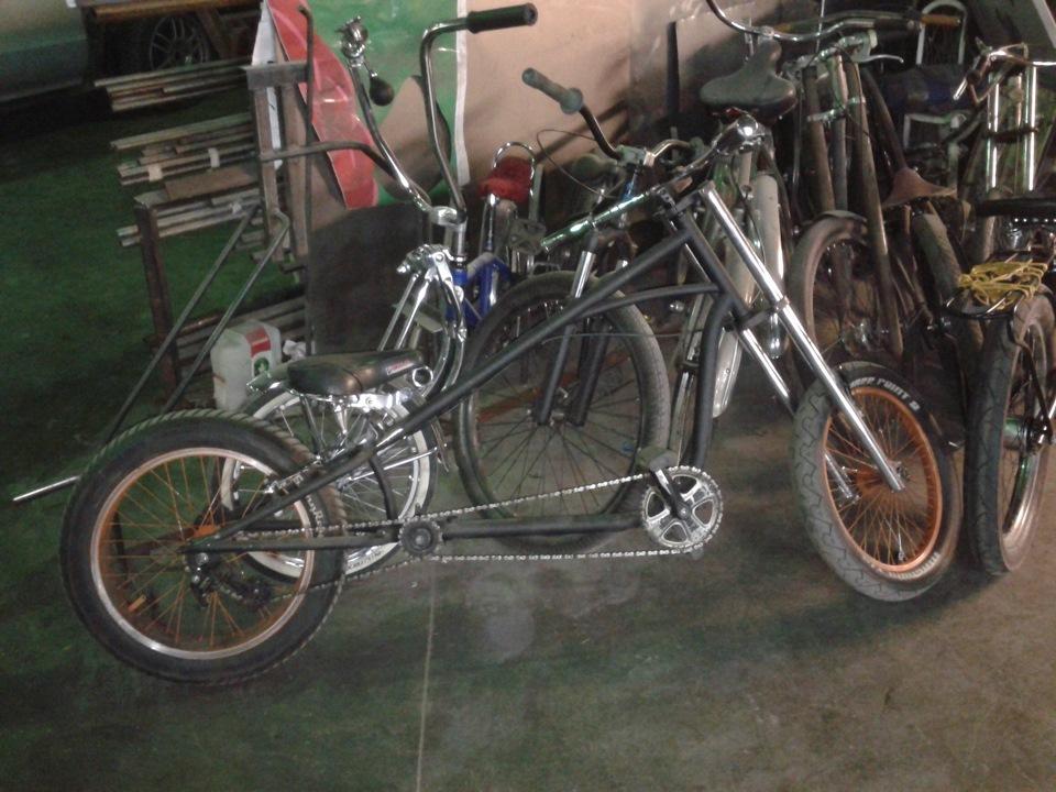 Тюнинг велосипеда своими руками – основные принципы
