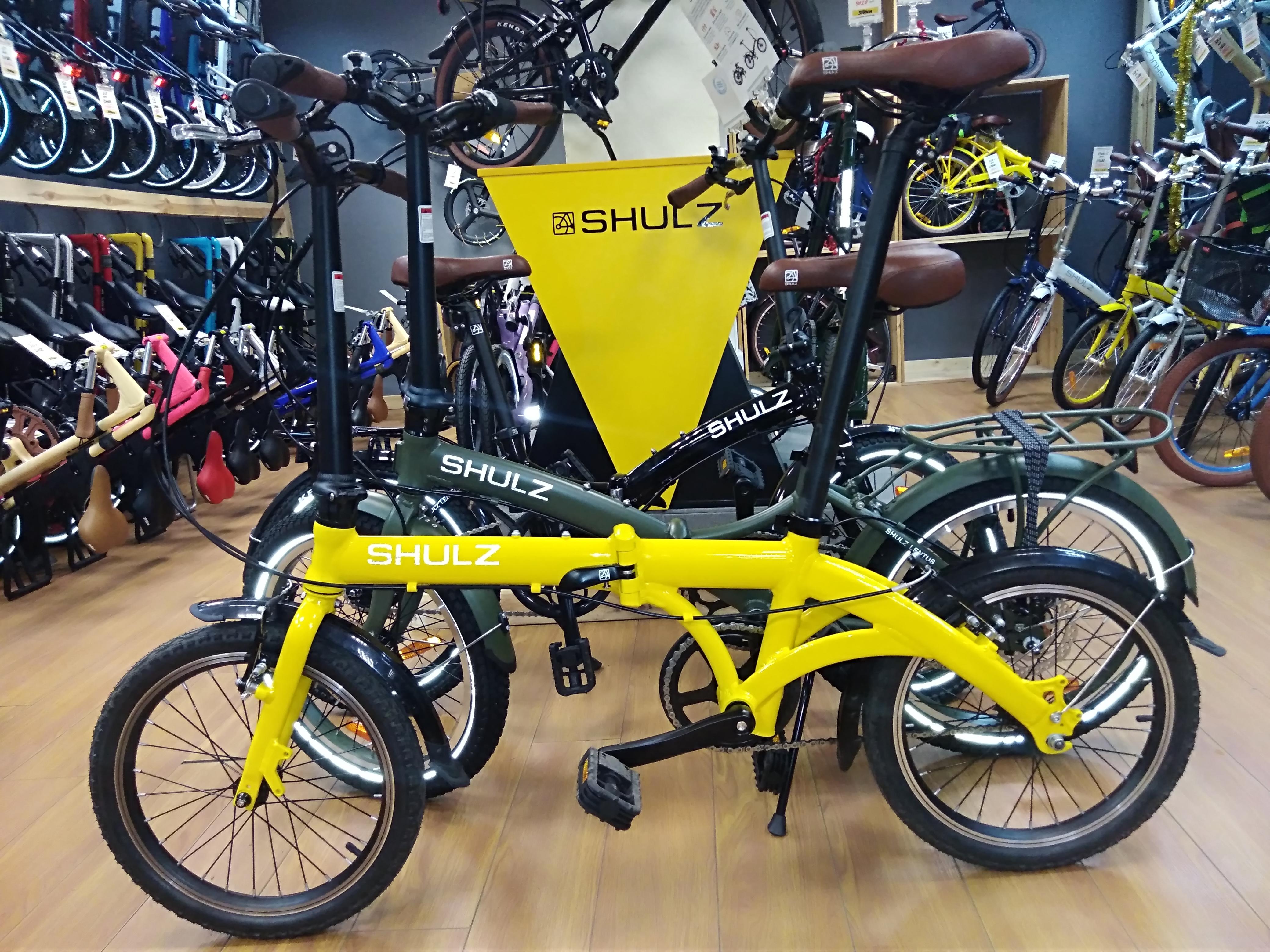 Велосипеды Schulz