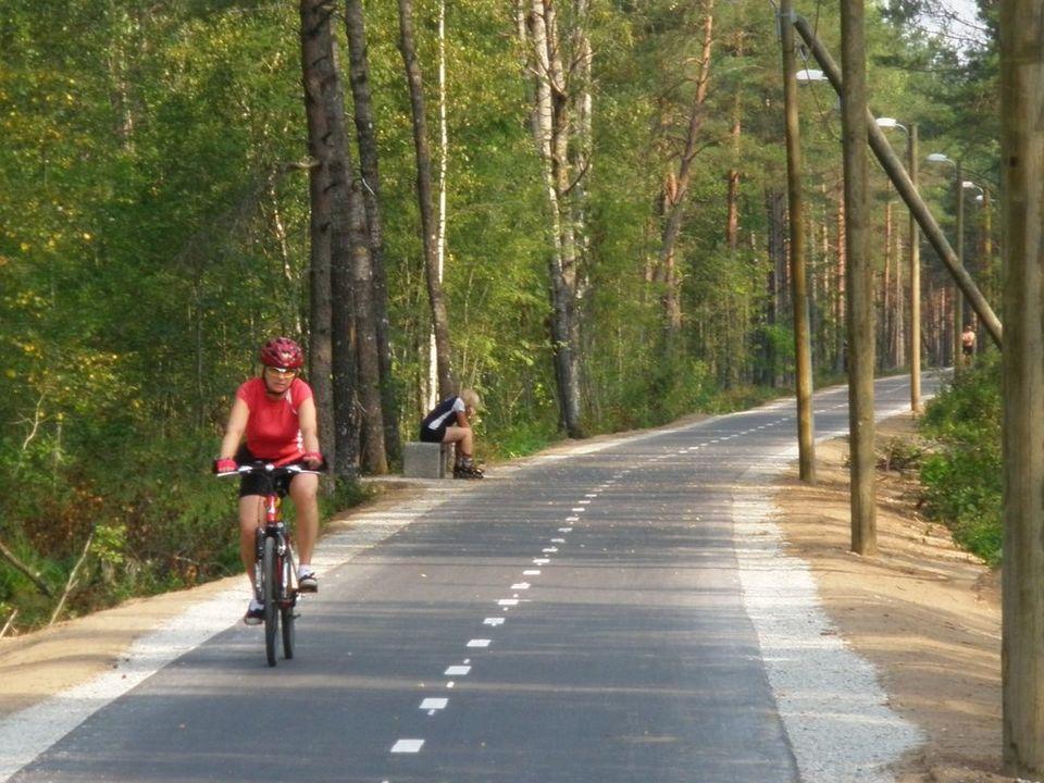 Как прокладываются велосипедные маршруты
