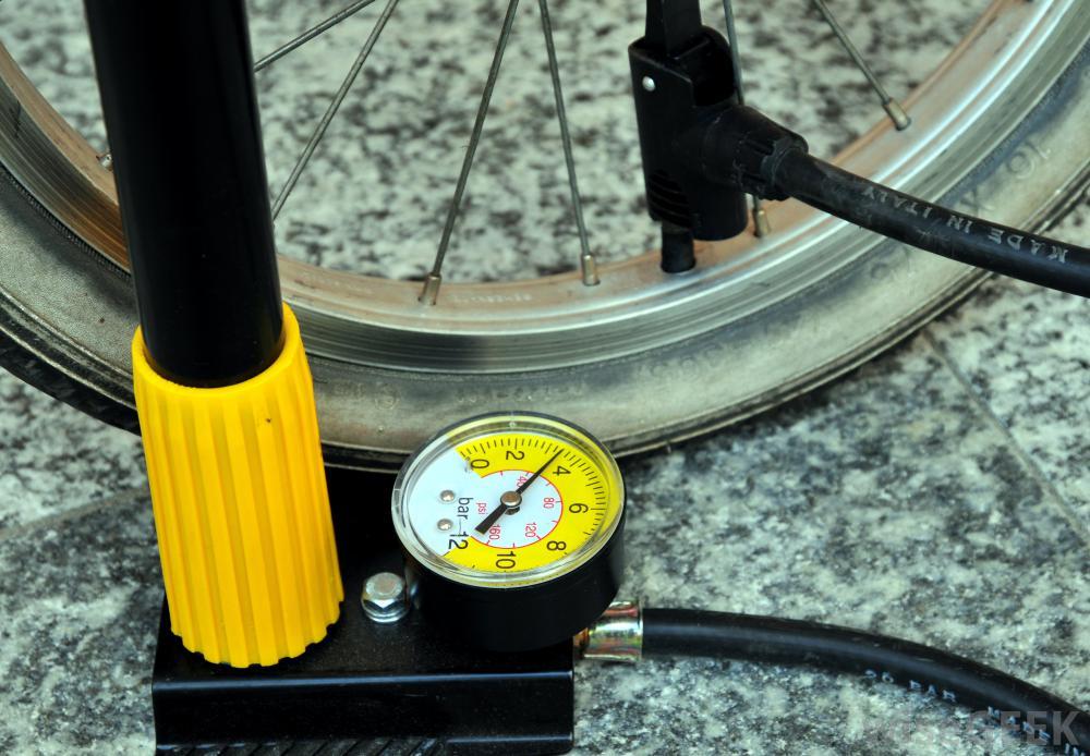 Давление в велосипедных шинах